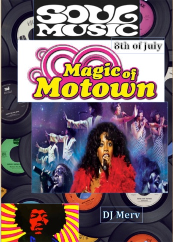 The Magic of Motown is coming to Aveley