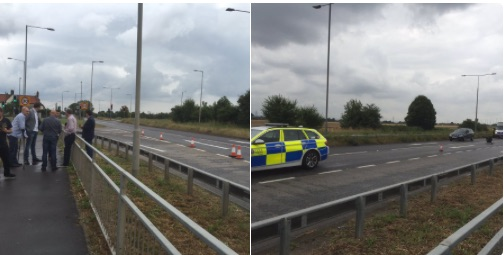 """Corringham: Man pleads guilty in The Manorway crash that left woman with """"life changing injuries"""""""