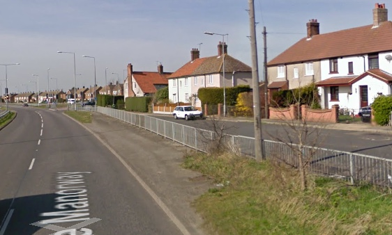 Five in court over road collision on The Manorway, Corringham where woman lost part of leg