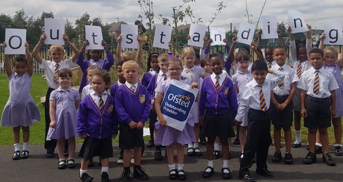 "Harris Academy Mayflower rated 'Outstanding"" by Ofsted"