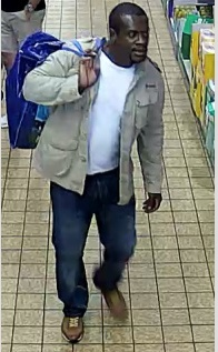 Man wanted after theft of baby milk from Aldi in Grays