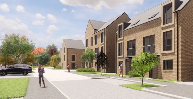 Register your interest for new homes in South Ockendon