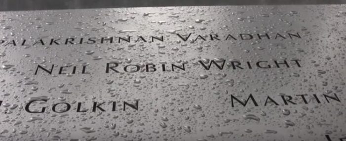 9/11: From Tilbury to NYC: In memory of Neil Robin Wright