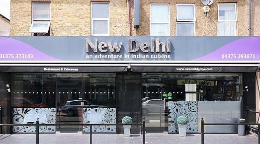 New Delhi restaurant in Grays nominated for top award