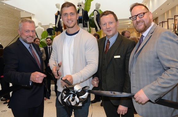 TOWIE star opens new Next store at intu Lakeside