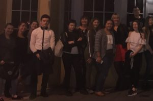 Dining In The Dark London >> Gateway Academy Students Enjoy Dining In The Dark Your Thurrock