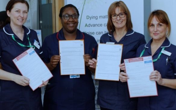 Basildon Hospital nurses receive key training on resuscitation