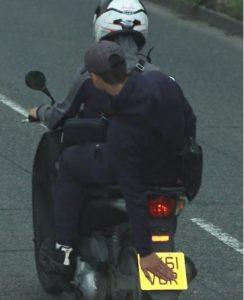 Ockendon Moped