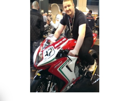 Family pay tribute to motorcyclist who died after collision at Orsett Cock