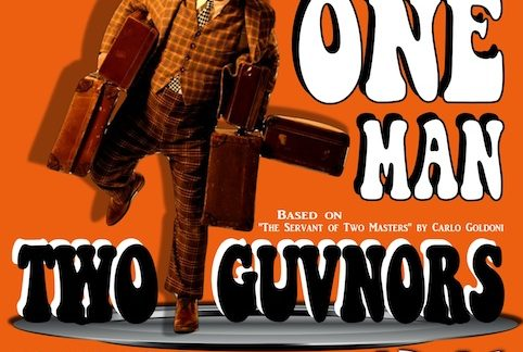 One Man, Two Guvnors set for Thameside Theatre