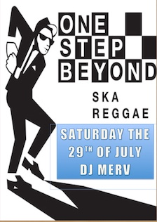 Go One Step Beyond at The Old Ship Inn, Aveley