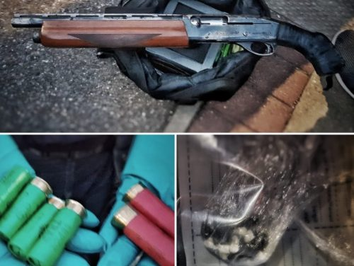 Grays: Drug Squad arrest man on suspicion of firearms, knives and drugs