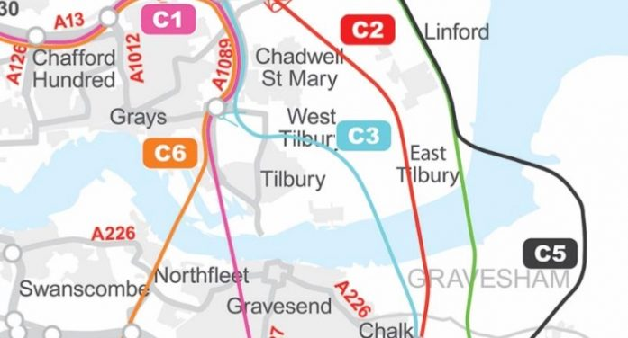 New Thames Crossing: Outrage as Highways England write to Thurrock residents over survey work