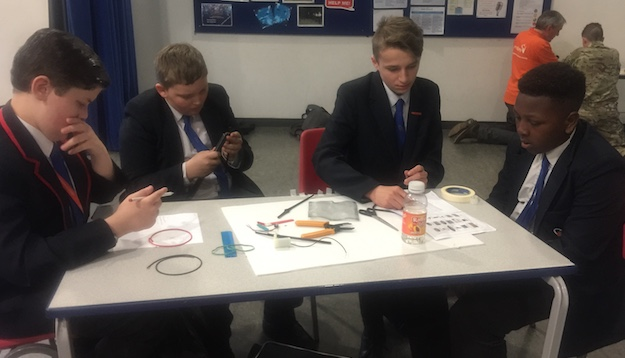 Ormiston students benefit from STEM workshop