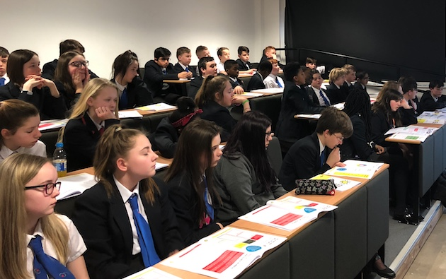 Ormiston Park Academy link up with Royal Society of Arts