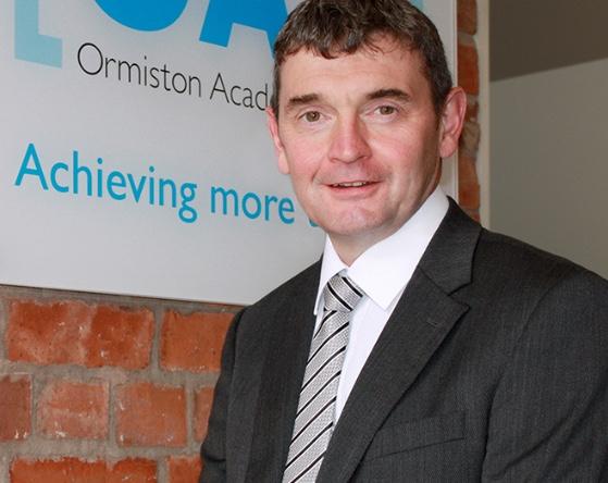 New Regional Director for Ormiston Academies Trust