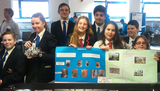 Ormiston Park Academy wins top prize for robotics design