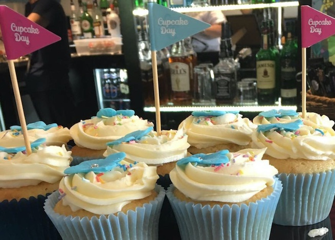 Orsett Hall's Cafe Sartoria raise £134 for Alzheimer's Society