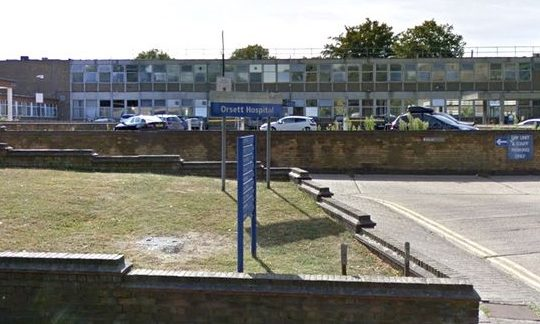 Health boss wants everyone to have their say over Orsett Hospital
