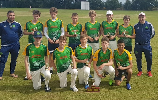 Cricket: Orsett and Thurrock triumph in Under-15 final