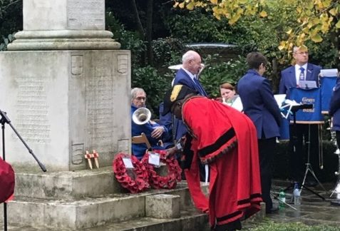 Plans to clean up Thurrock's war memorials