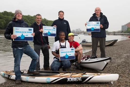 New advice given to Paddlers on the Thames