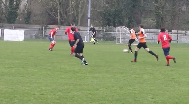 Football:  Brave Palmers go down fighting in Essex Cup Final