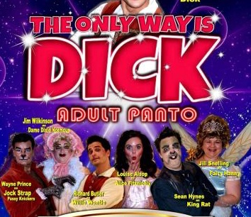The Only Way is Dick is coming to the Thameside
