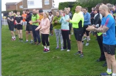 Thurrock parkrun set to celebrate NHS at 70