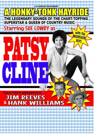 Patsy Cline and Friends coming to the Thameside Theatre