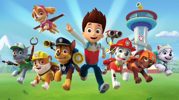 Paw Patrol coming to Vue Thurrock