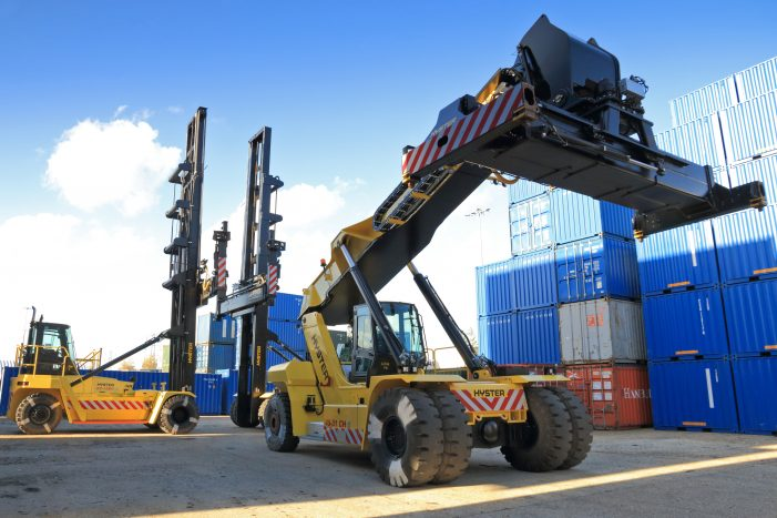 Pentalever set to expand at DP World London Gateway