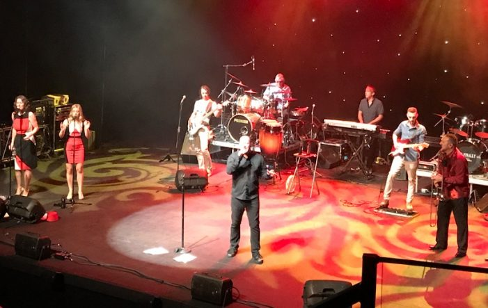 Top Phil Collins tribute set for the Thameside Theatre