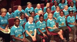Tilbury Pioneer students sing at the Royal Albert Hall