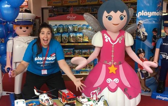 Playmobil at intu Lakeside this weekend