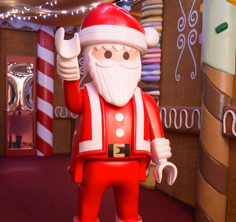 intu Lakeside launches Christmas grotto activity in partnership with Playmobil