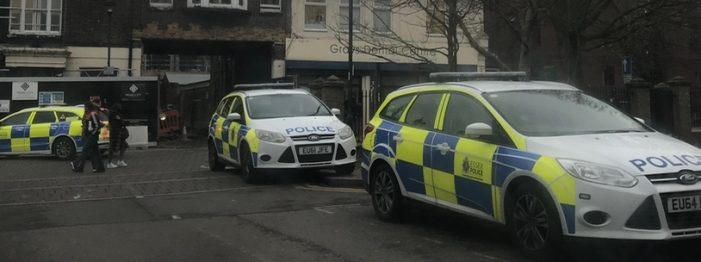 Serious Organised Crime Unit make arrests in Grays