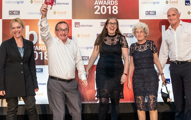National recognition for Purfleet regeneration project