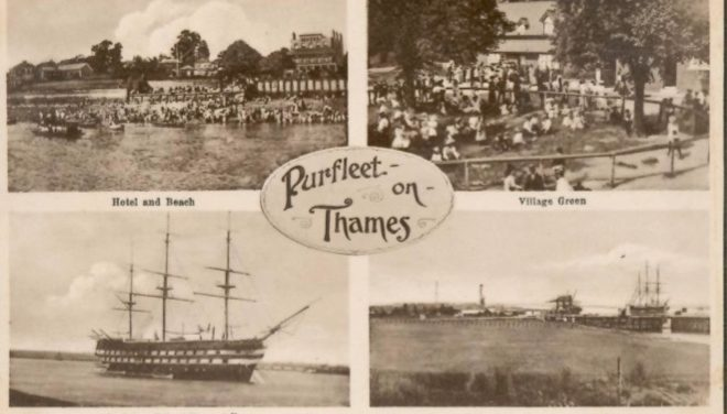 Have your say on proposed Purfleet name change