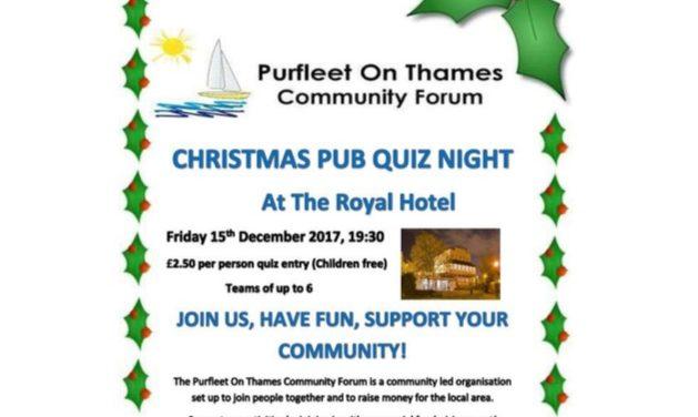 Purfleet-on-Thames Christmas Quiz
