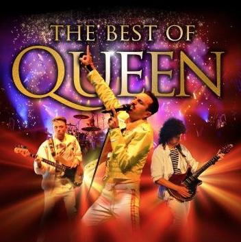 The Best of Queen at the Thameside Theatre