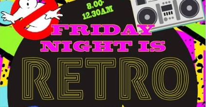 Retro Night at The Bull