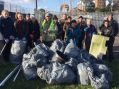 Come and help litter pick at Tilbury Fort
