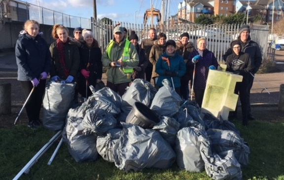 Grays Beachcombers are back this Sunday for litter pick