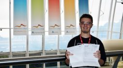 South Essex College celebrating A Level results