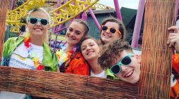 South Essex College's amazing event at Adventure Island for September students