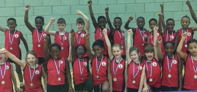 Sport in Thurrock primary schools celebrated