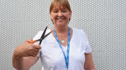 South Essex College's Sarah to brave shave in support of friend
