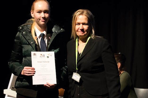 Hathaway Academy student wins prestigious Royal Opera House Design Challenge