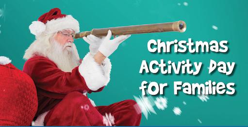 Thurrock Adult Community College: Make new festive family memories